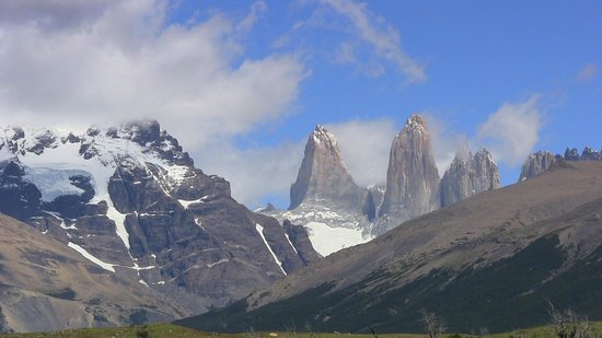 Tierra Patagonia Hotel & Spa: View during a hike