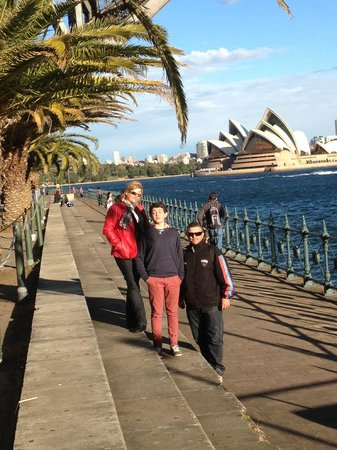 Sydney Harbour Bridge: Family day with a view of the Opera House