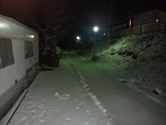 Cerdanya EcoResort: nevada