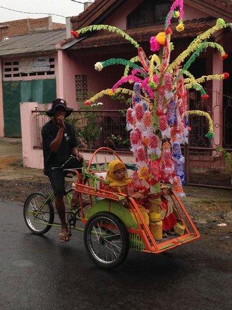 Kampung Osing Inn : kampung osing