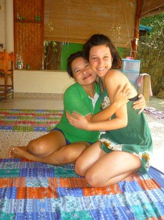 Ananda Yoga & Detox Center: massage - the best ever :-)