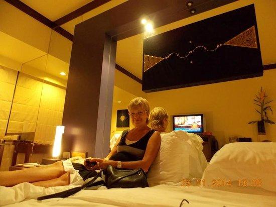 Dusit Thani Laguna Phuket: В номере