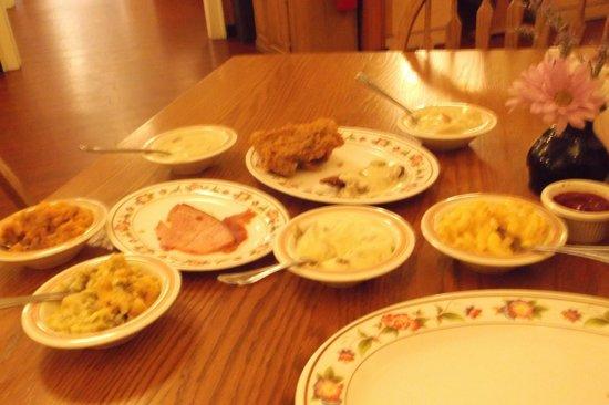 Mama's Farmhouse: Main Meal