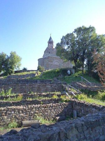 Fortaleza de Tsarevets: Патриаршая церковь