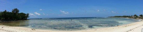 Breakas Beach Resort Vanuatu : The day we were to fly home :( stunning