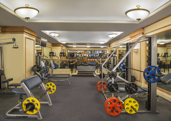 Sheraton Grande Sukhumvit, A Luxury Collection Hotel: Fitness Center