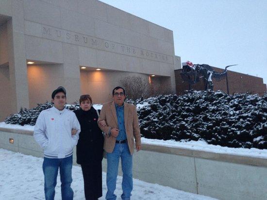 Museum of the Rockies : Vacaciones !!