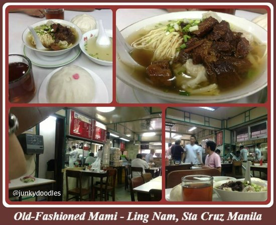 Ling Nam Noodle Factory and Wonton Parlor: Back into the 80s Mami noodle house