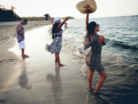 Iberostar Costa Dorada: The BEACH!