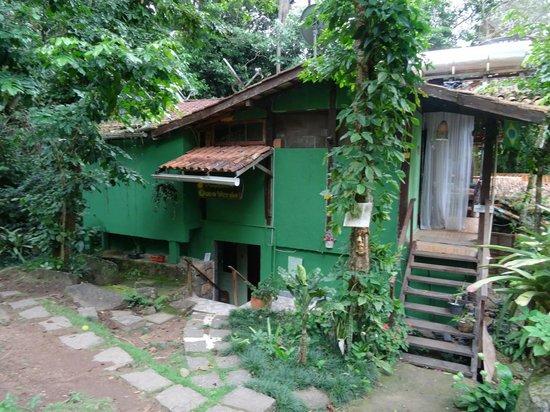 Pousada Ouro Verde : Дом хозяев