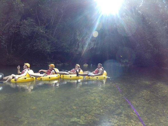 Cave Tubing.Bz: Cave tubing