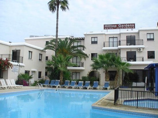 Hilltop Gardens Hotel Apartments : Отель