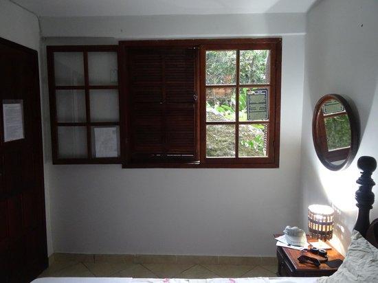 Pousada Ouro Verde: Виз из окна