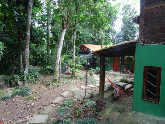 Pousada Ouro Verde: Территория поусады