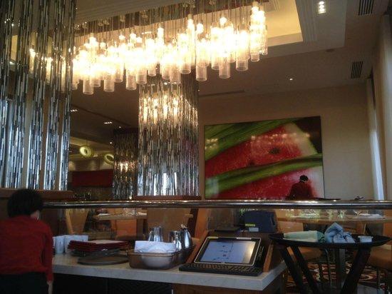 The Grand Ho Tram Strip: Restaurant