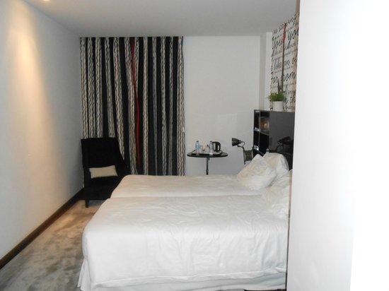 Hotel Porto Trindade: chambre double