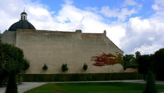 Belvedere Palace Museum : Понравилась задумка