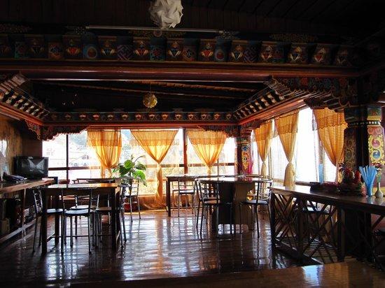 Golden Heights Enclave: Cafeteria