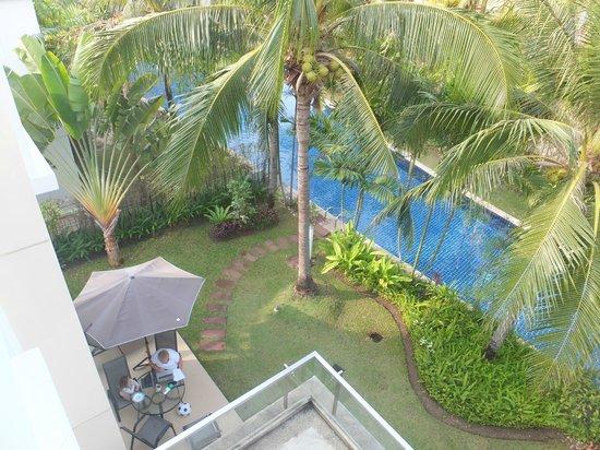 Blue Lagoon Resort Hua Hin: our garden