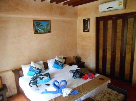Wind Beach Resort : Habitación