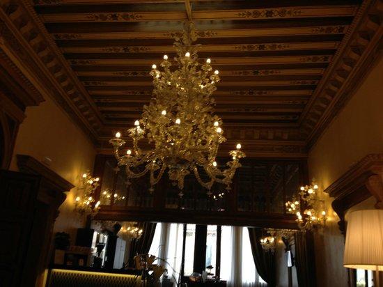 Arcadia Boutique Hotel: Lounge Area