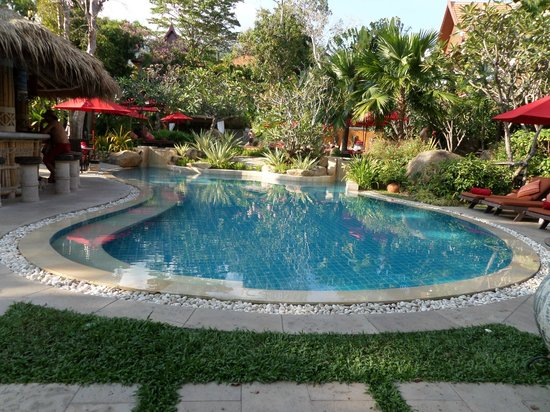 Rocky's Boutique Resort: main pool