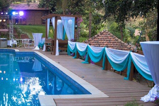 Stonewater Eco Resort: Swimming pool