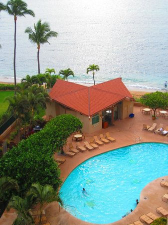 Royal Kahana: View from room