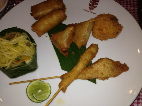 Angkor Miracle Resort & Spa: starter