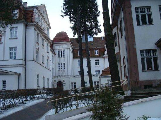 Gryf: stary budynek