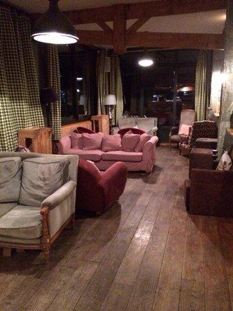 Aalborg Hotel : The snug!