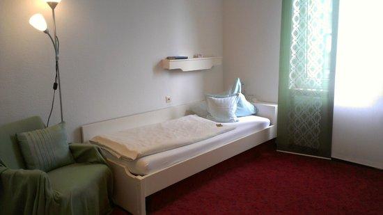 Barbarossa Hotel: Standard EZ