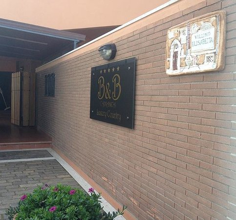 B&B Capranica - Luxury Country: Ingresso del B&b