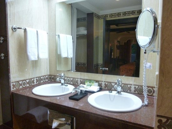 Hotel Riu Palace Tropical Bay: bagno
