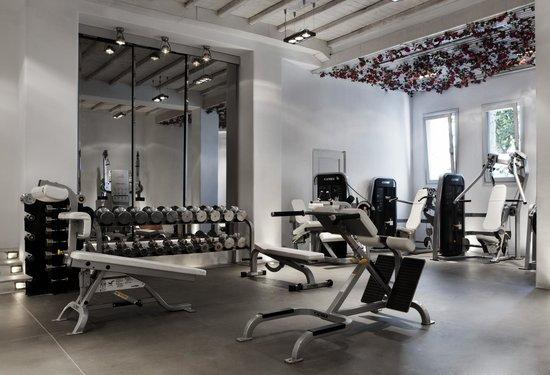 Hotel Belvedere: Fitness Studio