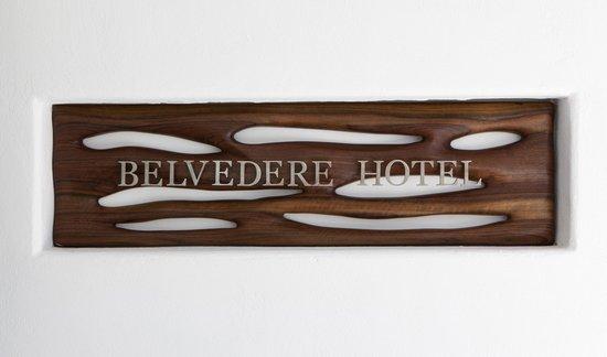 Hotel Belvedere: Hotel Entrance