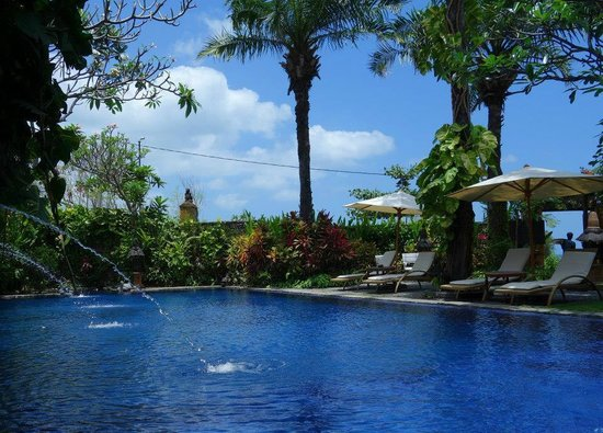 Hotel Tugu Bali : Beautiful pool