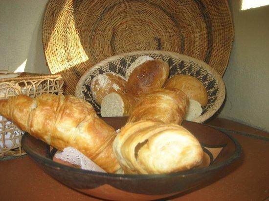 Villa Montebello: ontbijtbuffet