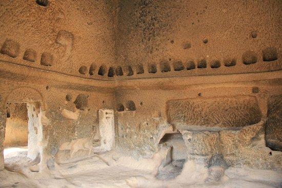 Selime Monastery: крепость внутри