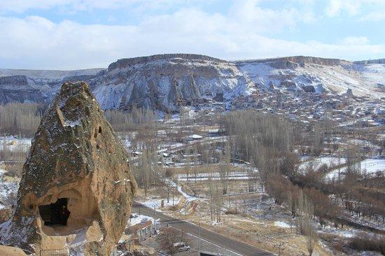 Selime Monastery: панорама с крепости