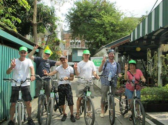 Follow Me Bike Tours: Bike tour