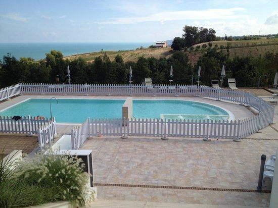 Contea dei Ciliegi: piscina bella e pulita