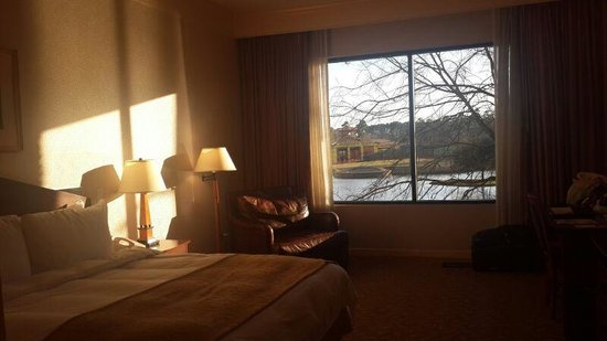 The Woodlands Resort: Morning - Room