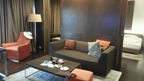 Pathumwan Princess Hotel: Pathumwan Princess suite