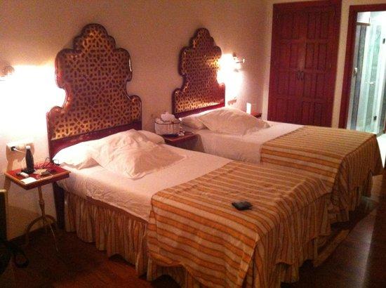 Las Casas de la Judería: room 12