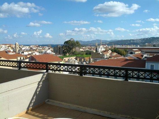Arkadi Hotel: Θέα από το δωμάτιο 502