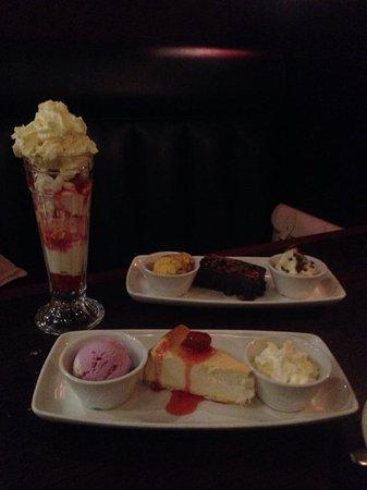 Coast to Coast: Dessert