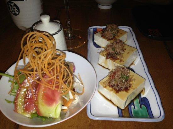 The Hashi: tofu