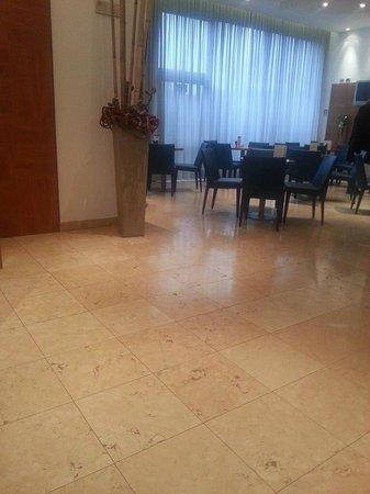 Hotel Fiera: hall