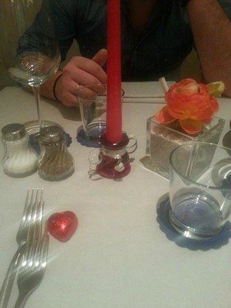 Hotel Fiera: che bel tavolo